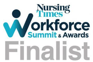 Nursing Times Workforce Awards Finalist